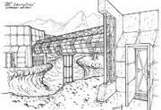 Tarchannen III outpost drawing