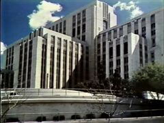 General Hospital as seen in 1991 closing credits