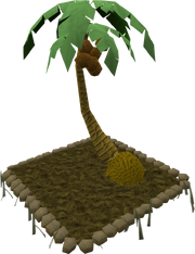 Palm tree