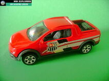 MB-89 Volkswagen Saveiro Cross