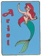 Disney Auctions (P.I.N.S.) - Ariel Model Sheet