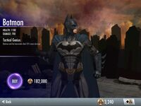 Batman Injustice:Gods Among Us iOS