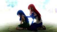 Wendy and Erza