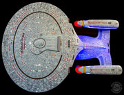 QMX USS Enterprise-D