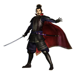 Nobunaga Oda Render (SP - NATS)