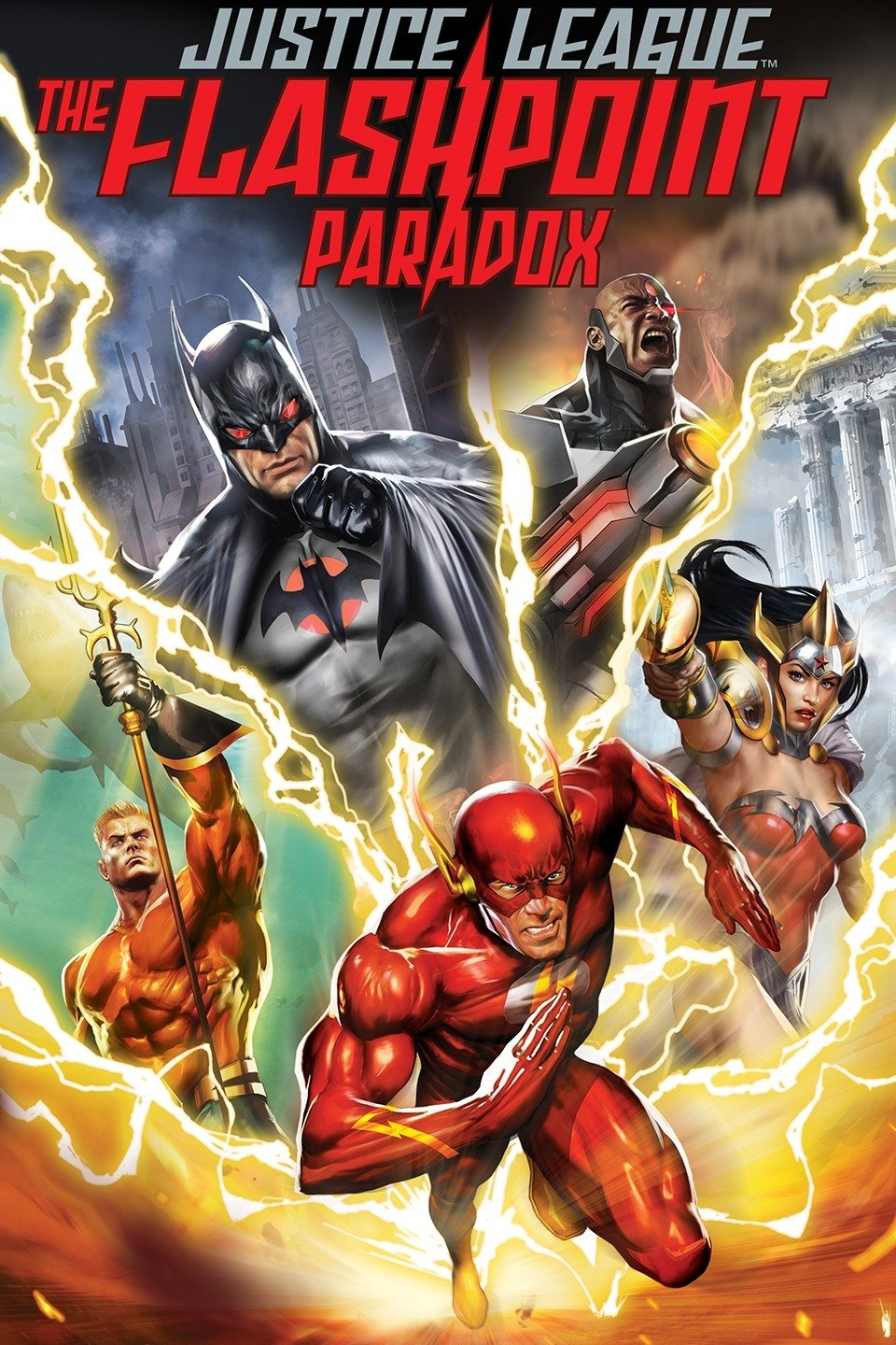 The Justice Tarot Card Meaning In Readings Verdict: Justice League: The Flashpoint Paradox