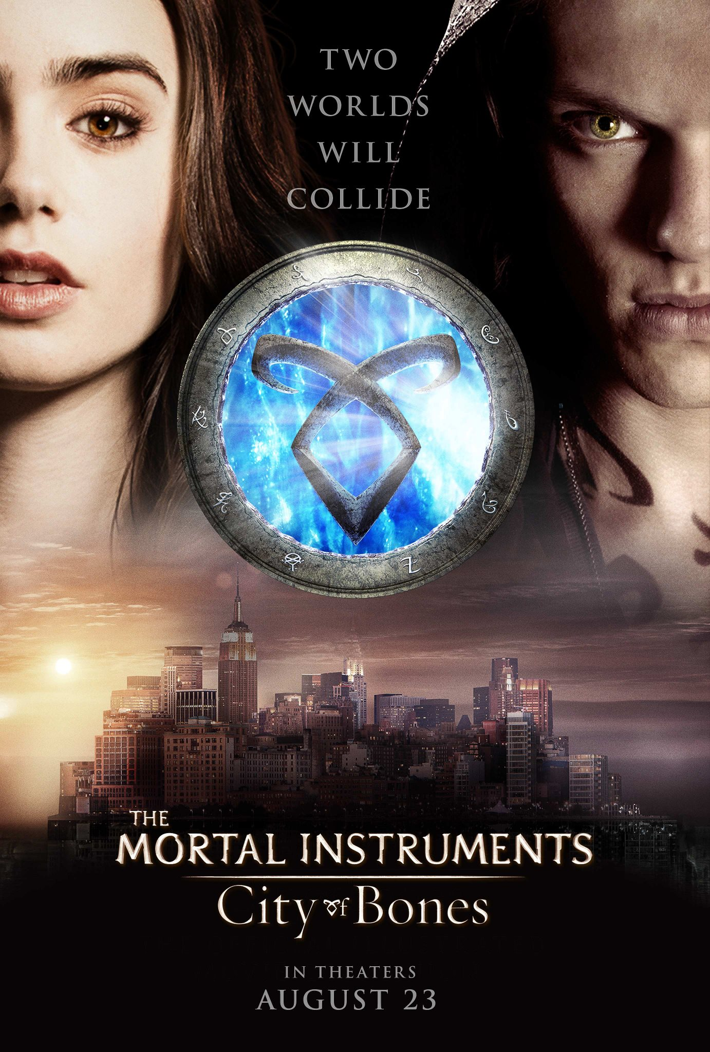 The Mortal Instruments City of Bones Movie