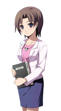 Corpse Party : Tortured Souls 200px-YuiProfile