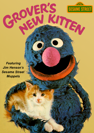 Book - Grover's New Kitten