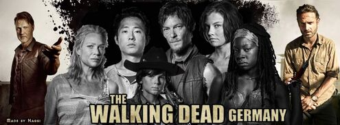 Banner TWD Germany FB