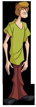 Scooby doo misterios s a doblaje wiki - Personnage de scoubidou ...
