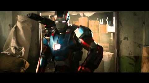 Iron Man 3 - Tv Spot 13 'Is That Normal' (1080p HD) 2013
