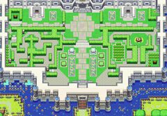 Castillo Hyrule (Minish Cap)
