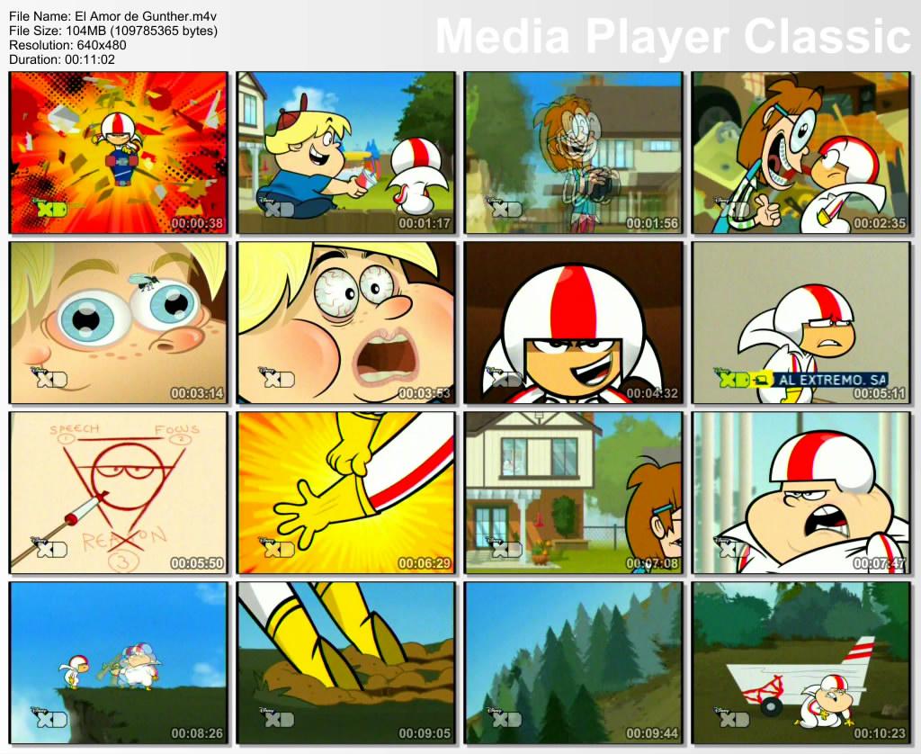 El Amor De Gunther   Kick Buttowski Medio Doble De Riesgo Wiki