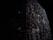 Borg cube, 2366