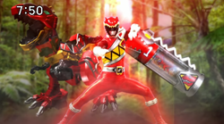 Kyoryured roll call