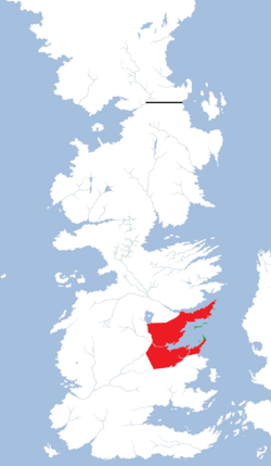 Crownlands region