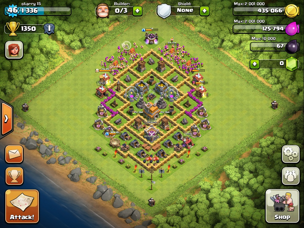 User:Starry15 - Clash of Clans Wiki