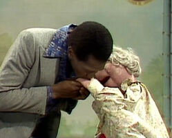 Kiss ben vereen hilda