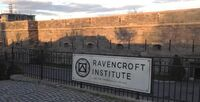 Ravencroft logo