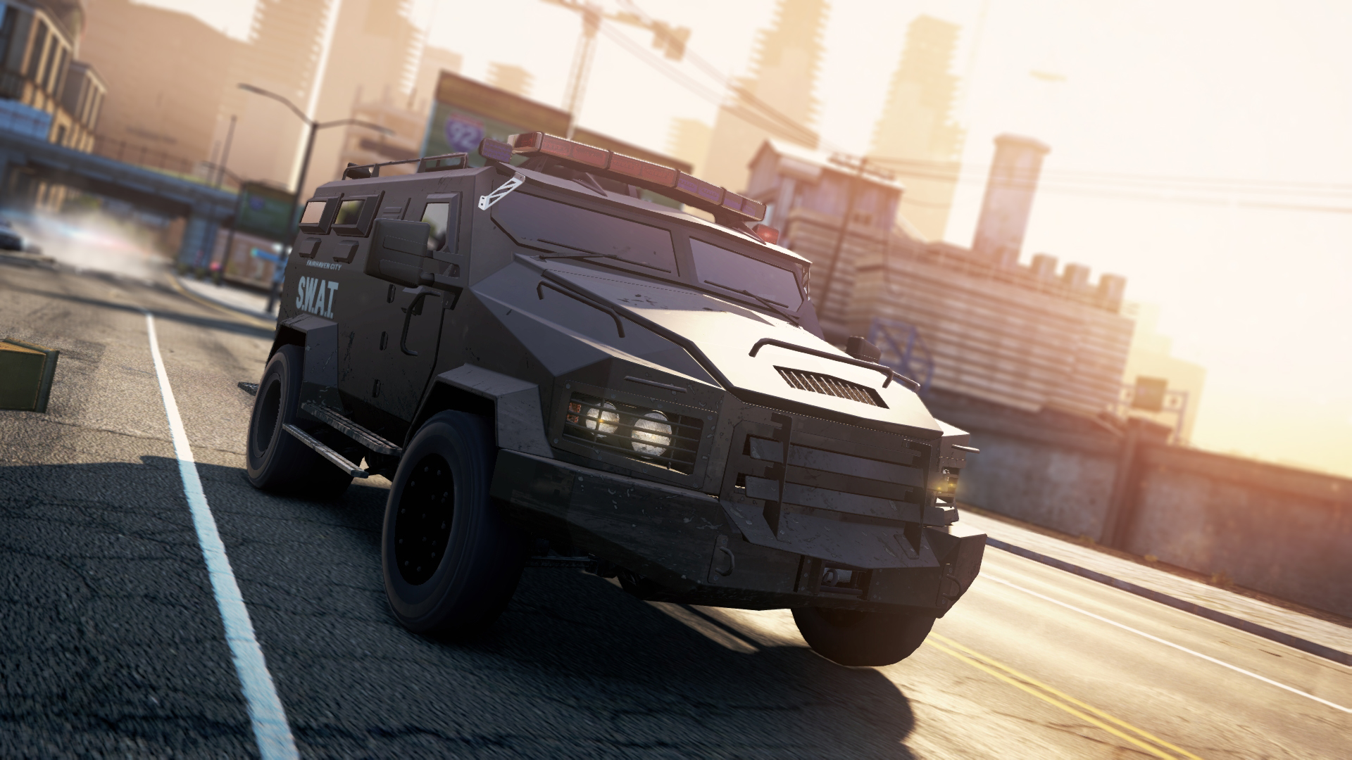 Swat Truck At The Need For Speed Wiki Need For Speed