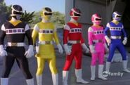 Psycho-ranger-rangers