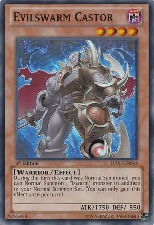 General Lesson 4 - The Meta Evilswarms 300px-EvilswarmCastor-HA07-EN-SR-1E