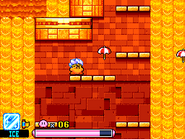 KSqSq Parasol Enemy Screenshot