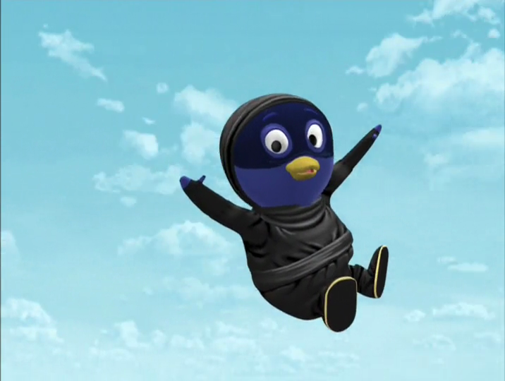 Ninja Pablo The Backyardigans Wiki