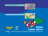 SmurfsSmurfetteCollectionDisc3menu4