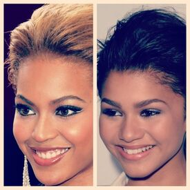 ZendayaBabyBeyonce