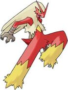 Blaziken CXWI