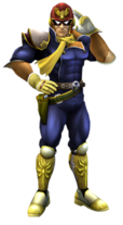 Captain falcon CXWI