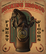 Buckingbronco ad 1