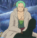 Zoro Punk Hazard 2