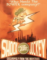 Shock Jocky Advertisement