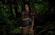 Lara2013bloodySIGNED