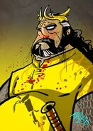 Robert Baratheon by The Mico©