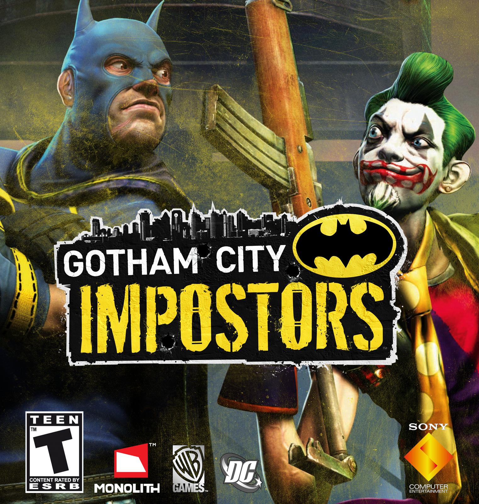 Gotham City Impostors Wallpaper Gotham City Impostors