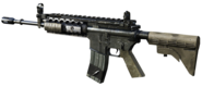 M4A1 Third Person MW2
