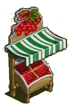 Cove Cranberry Stall-icon