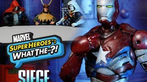 Marvel Super Heroes What The--?! SIEGE Promo
