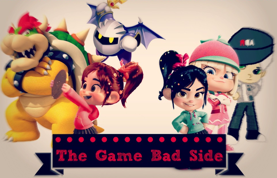 The Game Bad Side is a Fan-Fiction created by Wreck-ItEve105 . It is