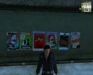 San Esperito posters (guerrilla support 2)