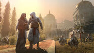 Assassins-Creed-Revelations-Masyaf-Maria-Thorpe-and-Altair