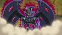Dark Mist's New Form