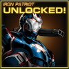 War Machine Iron Patriot Unlocked