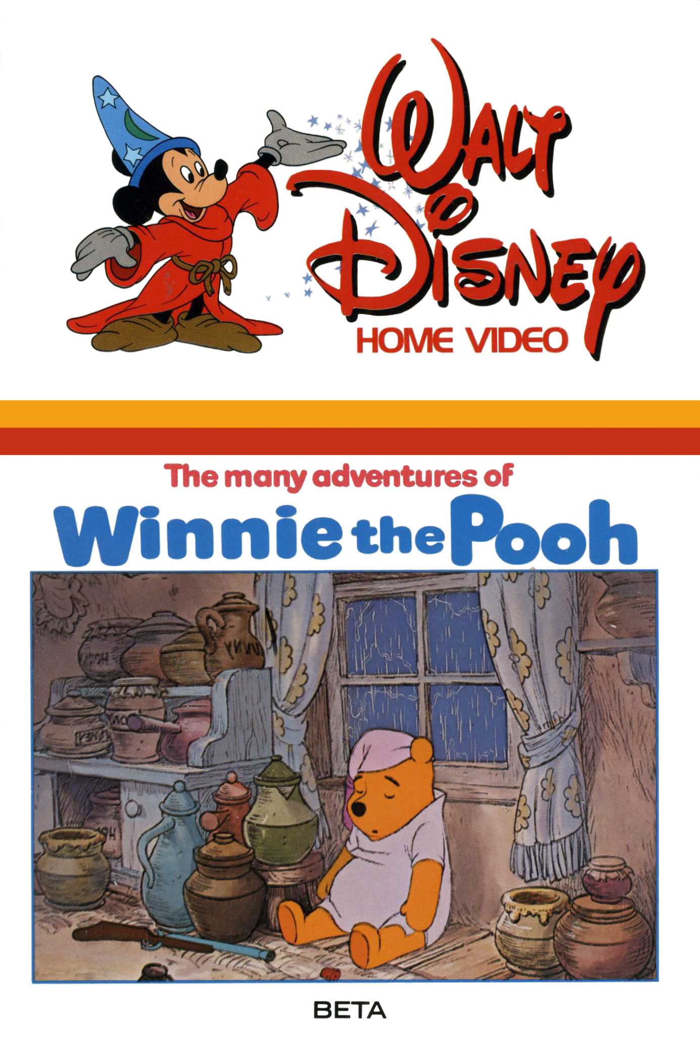 The Many Adventures of Winnie the Pooh (video) - Disney Wiki