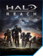Halo Reach Button