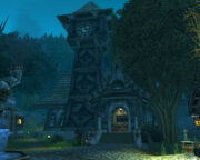Darkshire Town Hall